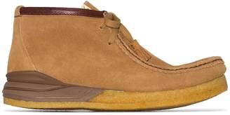 Visvim Beuys Trekker ankle boots