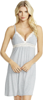 Motherhood Jessica Simpson Lace Nursing Nightgown