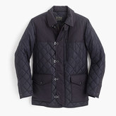 J.Crew Sporting quilted jacket