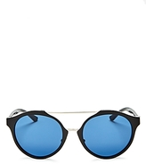 Tory Burch Round Sunglasses, 53mm