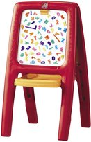 Step2 Step 2 Easel For Two-Bonus Magnetic Letters/Numbers