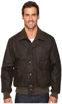 Filson Ranger Oil Cloth Bomber Men's Coat