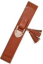 New York & Co. Tassel-Accent Stretch Belt