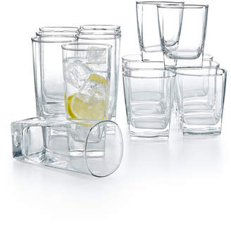 Luminarc Sterling 16-Pc. Glassware Set