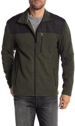 Free Country Zip-Up Fleece Jacket