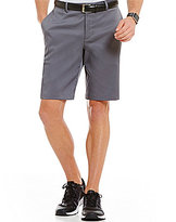 Nike Relaxed-Fit Flat-Front Shorts