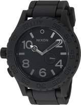 Nixon Men's A236-195 Simplify Rubber Watch