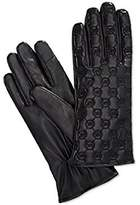 Michael Kors Womens Michael by Tech Touch Gloves XL