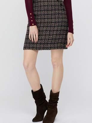 Monsoon Felissa Check Skirt