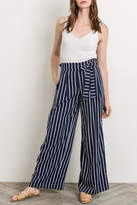 Gilli Navy Striped Pants