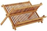 Panda Wooden bamboo dish drainer