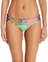 Trina Turk Women's Tropic Escape California Hipster Bikini Bottom