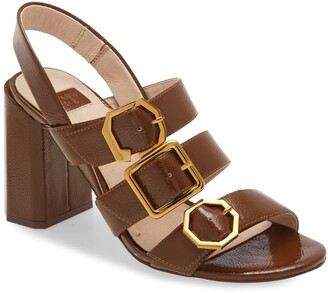 Louise et Cie Loni Block Heel Sandal