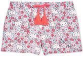 Hello Kitty Cotton Shorts, Toddler & Little Girls (2T-6X)