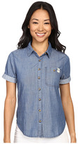 U.S. Polo Assn. Short Sleeve Lightweight Denim Shirt
