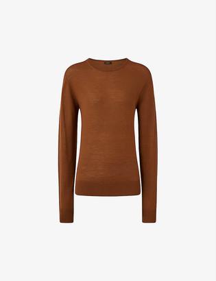 Joseph Fine Merinos round-neck wool jumper