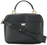 MICHAEL Michael Kors logo plaque top-handle bag