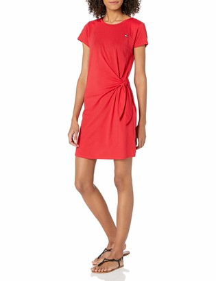 Tommy Hilfiger Women's Tie Front Dress Coverup