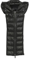 Veronica Beard Women's Quilted Down Hoodie Dickey