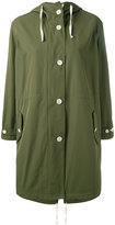 YMC zip parka - women - Nylon - 10