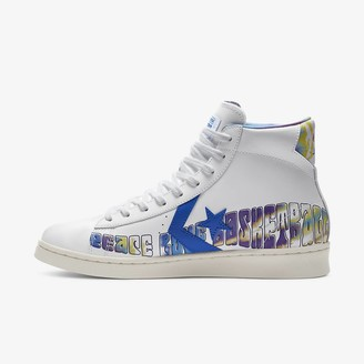 """Nike High Top Pro Leather Peace Love Basketball"""""""