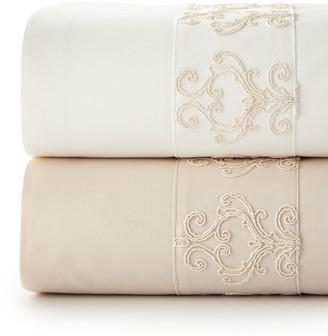 Sweet Dreams Elizabeth Lace Queen Sheet Set