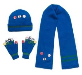 Kidorable Little and Big Boy Sport Knitwear Set