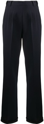 Maison Margiela Tailored Straight-Leg Trousers