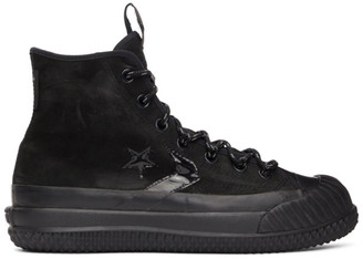 Converse Black Gore-Tex Bosey MC High Top Sneakers
