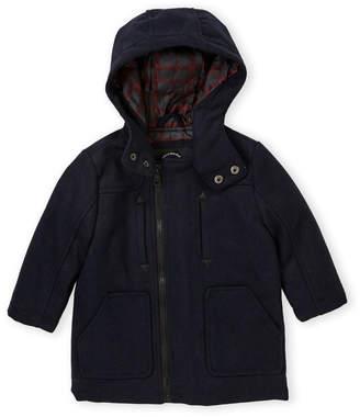 Urban Republic Infant Boys) Pocket Long Sleeve Coat
