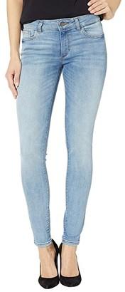 DL1961 Emma Low Rise Skinny in Lorain (Lorain) Women's Jeans