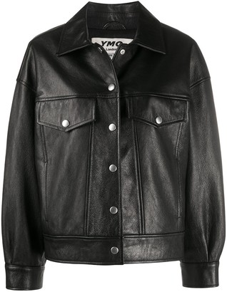 YMC Point-Collar Jacket