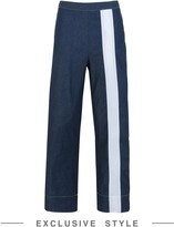 JI WON CHOI x YOOX Jeans