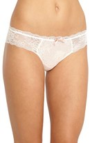 Eberjey Women's 'June' Lace Thong