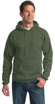 Port & Company Men's Classic Pullover Hooded Sweatshirt S