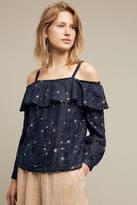 Floreat Starlit Off-The-Shoulder Top
