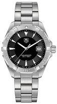 Tag Heuer Aquaracer Polished Steel Bracelet Quartz Watch