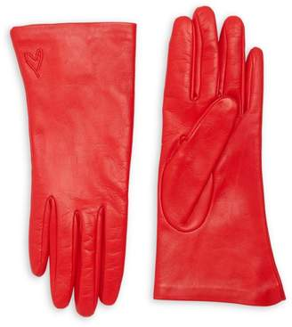 Escada Sport Rita Ora Capsule Leather Gloves