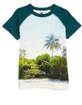 Tea Collection Toddler Boy's Cowie Beach T-Shirt