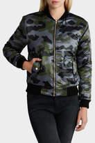 Glamorous Camo Bomber Jacket