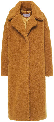 Stand Studio Oversized Faux Shearling Coat