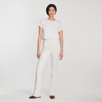 J Brand Runway High-Rise Trouser In Corduroy