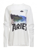 Aries UFO Long Sleeve Tee