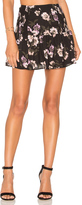 Eight Sixty Peach Blossom Mini Skirt