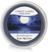 Yankee Candle simply home Moonlit Ocean Scenterpiece Wax Melt Cup