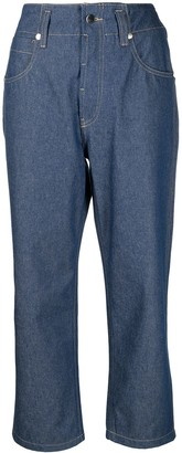 Sofie D'hoore High-Rise Flared Jeans