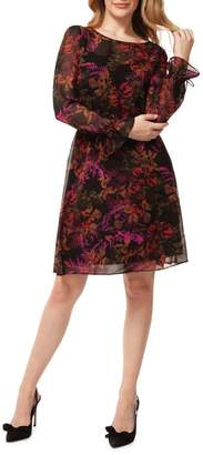 Dex Elastic Waistband Dress