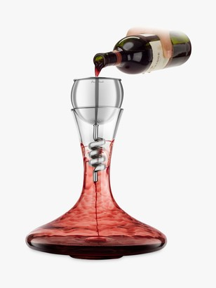 Final Touch Stainless Steel Twister Aerator and Decanter