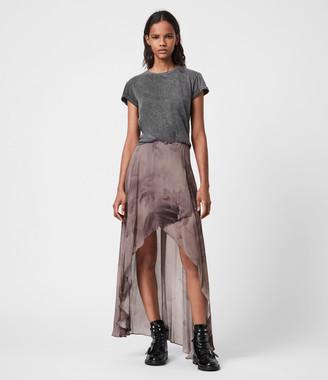AllSaints Slivina Nubila Skirt