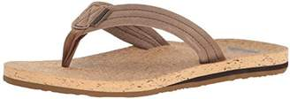 Quiksilver Men's Carver Cork Sandal
